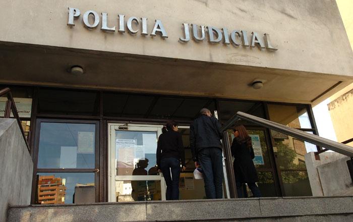 de la Prov. de Buenos Aires la Policía Judicial denominada Cuerpo de ...