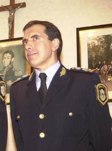Ex Jefe Policia Bonaerense