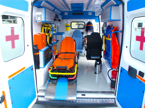 Resultado de imagen para moviles de traslado sanitario