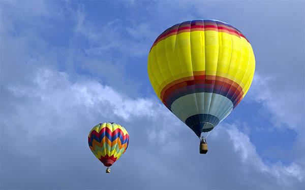 cuales son las funciones de un globo aerostatico
