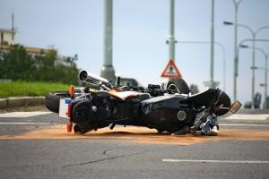 accidente moto 1