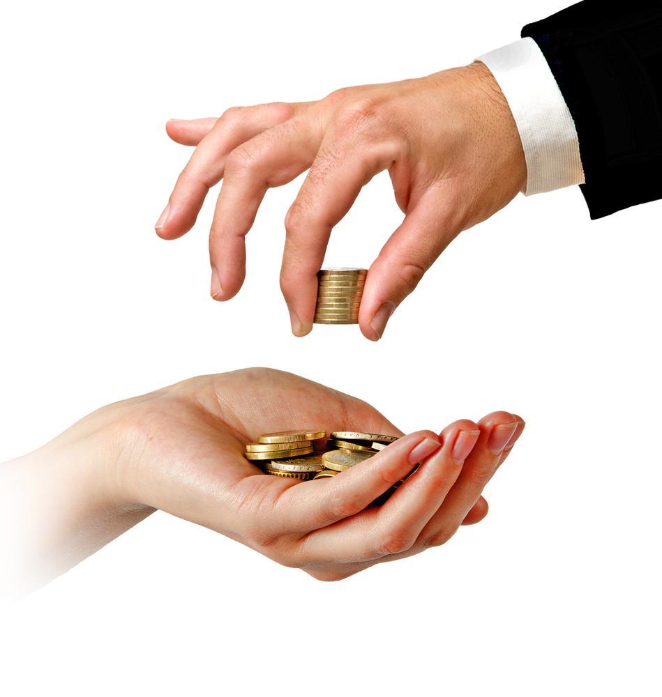 C mo se tienen que pagar los sueldos por banco o en for Como se cocinan los percebes