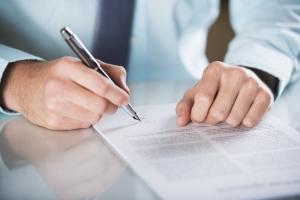 Firma documento
