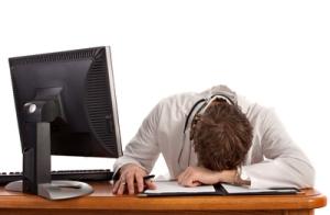 Sleeping-On-the-Job