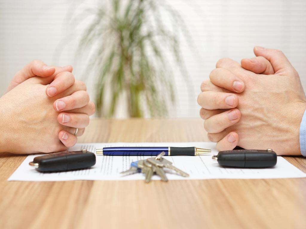 Resultado de imagen para division bienes gananciales en divorcio