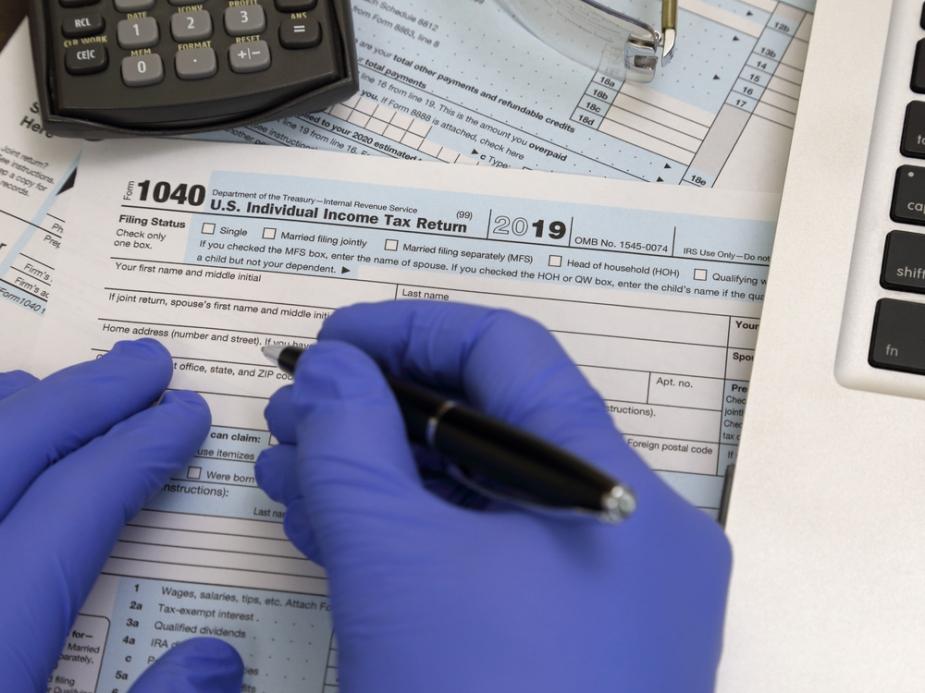 covid impuestos